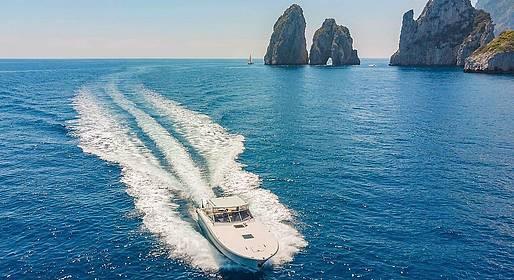 Capri Relax Boats - Transferências privadas Capri - Costa Amalfitana | VIP