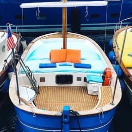 Capri Island Tour - Boat Shuttle para jantar a Nerano