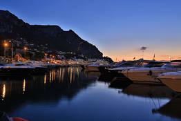 Capri Island Tour - Boat Shuttle para jantar na Costa Amalfitana