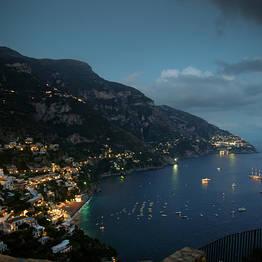 Capri Island Tour - Boat shuttle per cena a Nerano