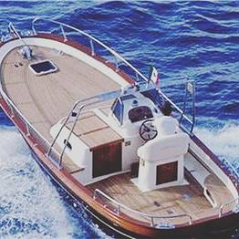 Capri Island Tour - Water Taxi Capri - Amalfi Coast (e vice-versa)