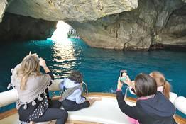 Capri Island Tour - Tour na Costa Amalfitana em gozzo - dia inteiro