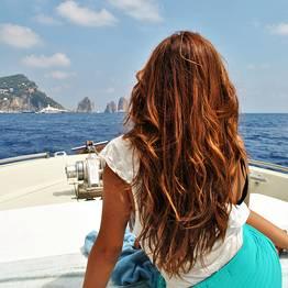 Capri Relax Boats - Discover Capri on a lancia boat Milano-Aprea (10 mt)
