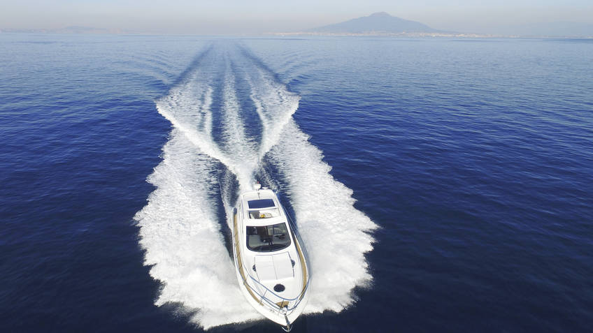 Capri On Board - Trasfer Nápoles -> Capri em Iate de Luxo
