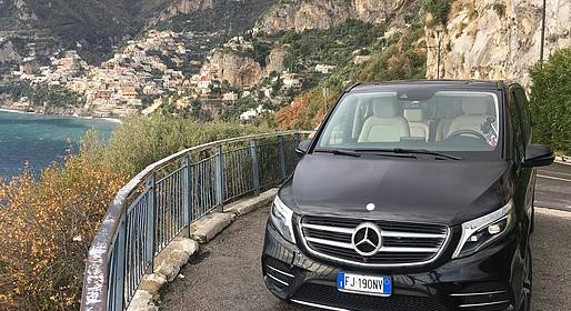 Top Excursion Sorrento - Transfer Napoli - Positano