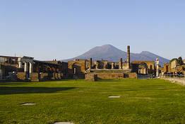 Top Excursion Sorrento -  Pompeii, Herculaneum, and Vesuvius