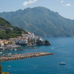 Amalfi Coast Tour - Full Day