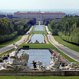 Tour of Naples and the Caserta Palace