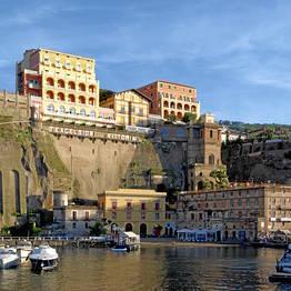 Top Excursion Sorrento - Transfer de Florença par Sorrento e Costa Amalfitana