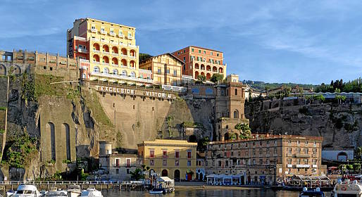 Top Excursion Sorrento - Transfer de Florença par Sorrento e Costa Amalfitana