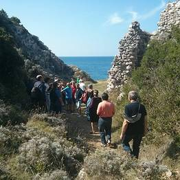 The path of Forts - Hiking tour