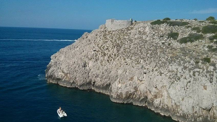 Nesea Cultural Events - The path of Forts in Anacapri