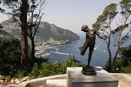 Nesea Capri Tour -  Centro di Capri - Tour di gruppo (solo sabato)