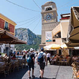 Capri -  Group Tour (Saturday only)