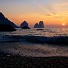 Capri Boat Service - Luxury Sunset Tour of Capri via Gozzo Boat