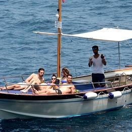Capri Boat Service -  Full-Day Gozzo Boat Tour - Amalfi Coast