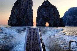 Capri Boat Service Luxury - Sunset Tour by Itama 38 Speedboat