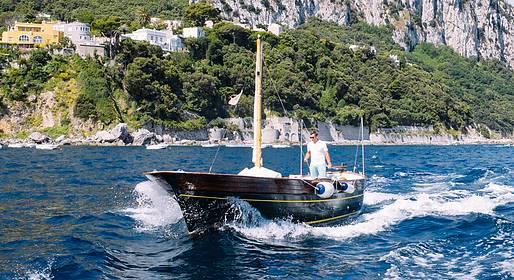 Capridamare - Una giornata perfetta sul mare di Capri