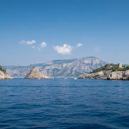 Follow the Sirens from Capri to Nerano