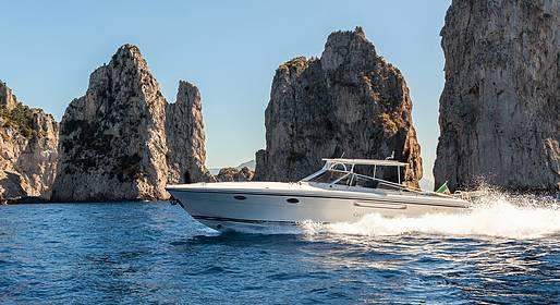 Capri Relax Transfers - Taxi + speedboat + car from Capri to Ravello or back