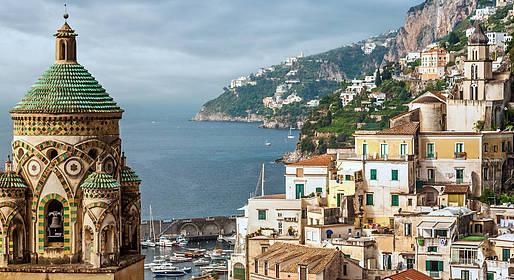 Capri Relax Boats - Taxi + lancha + carro de Capri a Ravello ou vice-versa