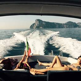 Excursion Capri - Positano by Luxury Speedboat (7 hrs)
