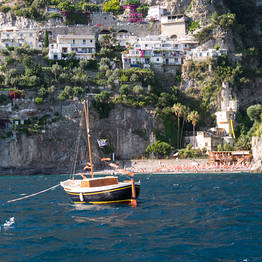Capridamare - Capri - Positano: A Highlight Tour