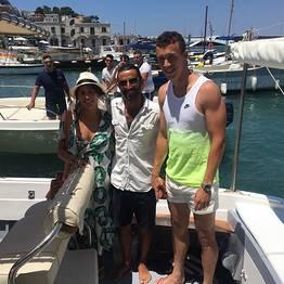 Capri Boat Service - Tour particular Capri em gozzo LIMONCELLO TASTING TOUR