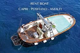 Capri Boat Service - Promoção em primavera: tour ao redor da ilha de gozzo