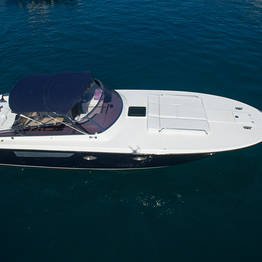 Capri Boat Service - Capri-Sorrento (or vice versa) by Luxury Speedboat+Car