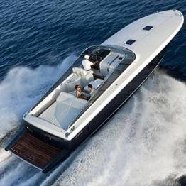 Capri-Sorrento (or vice versa) by Luxury Speedboat+Car