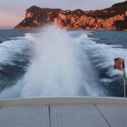 Luxury Transfer by Speedboat Capri - Positano