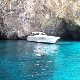 Speedboat Transfer between Capri and Amalfi