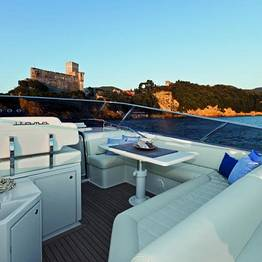 Da Amalfi a Capri in motoscafo: top luxury transfer!