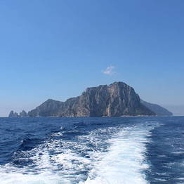 Capri Boat Service - Transfer Capri - Ischia by Private Speedboat