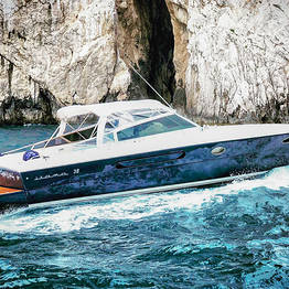 Capri Boat Service - Private Speedboat Transfer Capri - Salerno