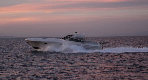 Capri Boat Service - Evening Speedboat Transfer to Nerano for Seaside Dinner
