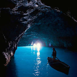 Bagni di Tiberio - The classic Boat Tour of Capri