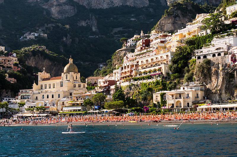 Bagni Tiberio Boats - The Magical Amalfi Coast by Boat