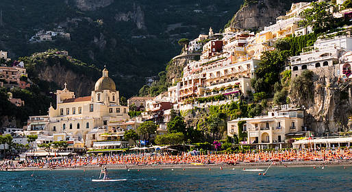 Bagni Tiberio Boats - The Magical Amalfi Coast by Sea