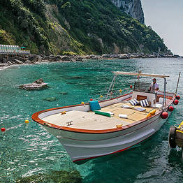 Boat Tour: Capri and The Amalfi Coast