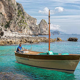 Boat Tour of Capri  + the Amalfi Coast