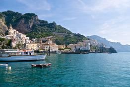 Bagni Tiberio Boats - Tour de barco ao redor de Capri + Costa Amalfitana