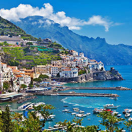 Private Transfer Venice to Positano/Amalfi/Sorrento