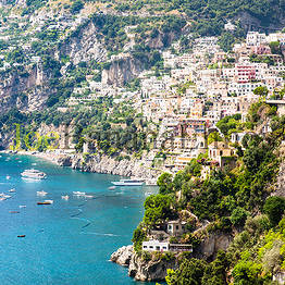 All-Inclusive Tour Pompeii, Positano, Lunch in Sorrento