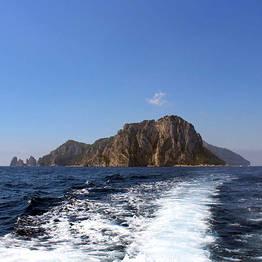 Tour Capri Gozzo luxury da Positano, Amalfi o Sorrento