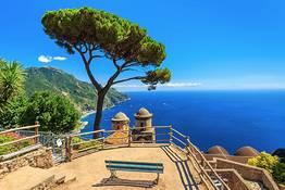 Top Excursion Sorrento - Amalfi Coast + Sorrento Luxury Driving Tour