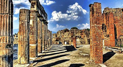 Top Excursion Sorrento - Pompeia, Herculano e Museu Arqueológico (de Positano)