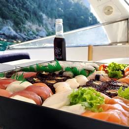 Sushi Chef's Box by Kukai