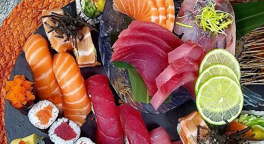 Kukai Capri - Lunch for Two by Kukai